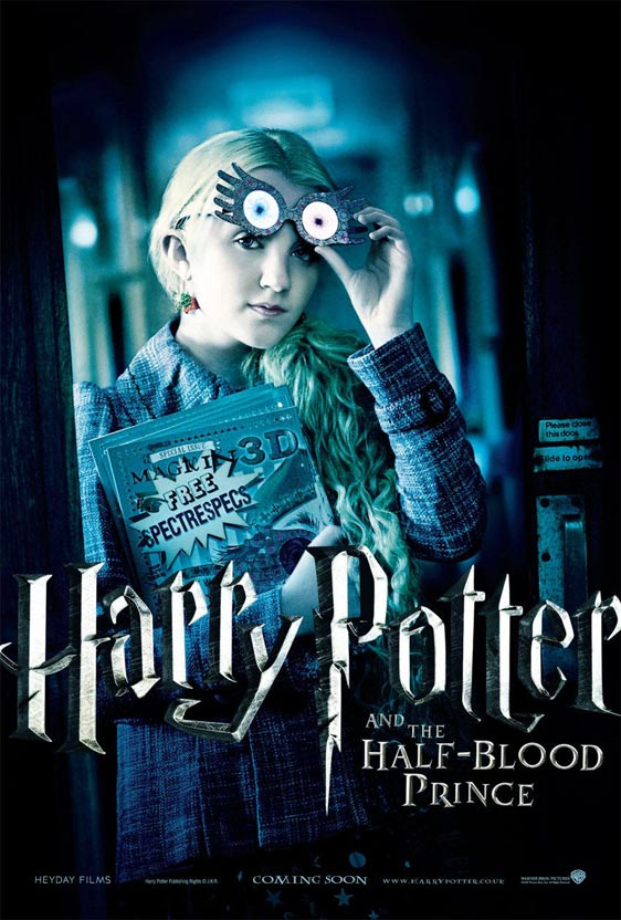 Harry Potter and the Half-Blood Prince Poster #23
