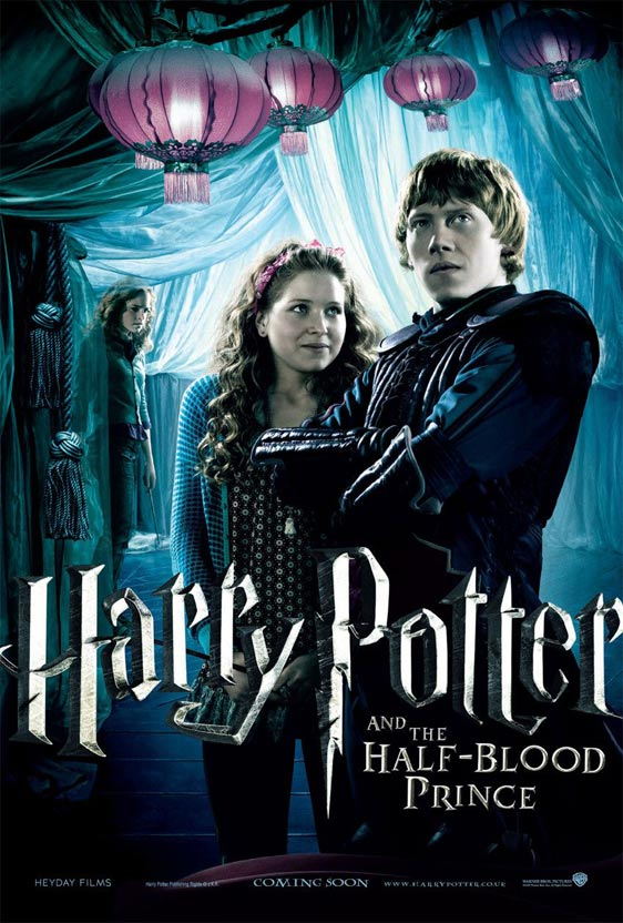 Harry Potter and the Half-Blood Prince Poster #24