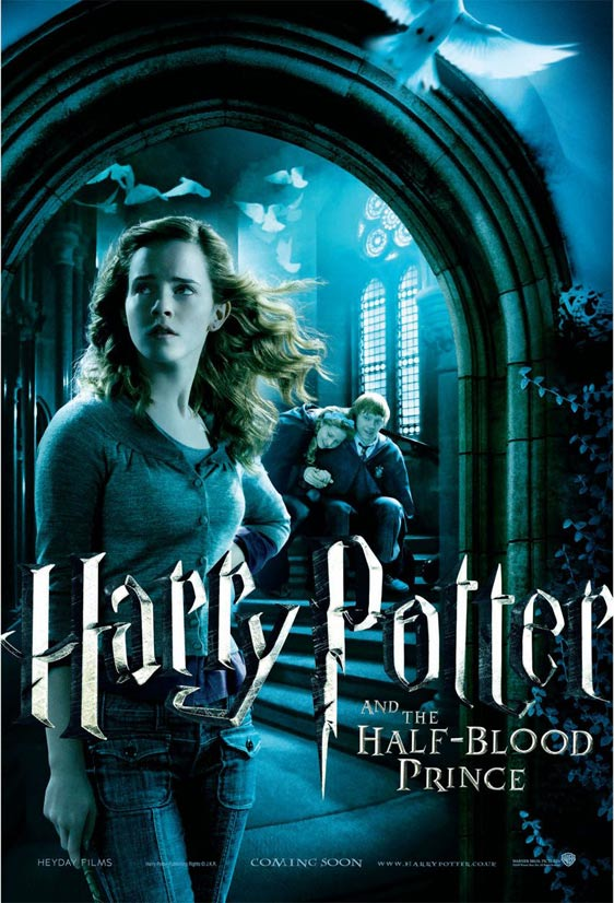 Harry Potter and the Half-Blood Prince Poster #25