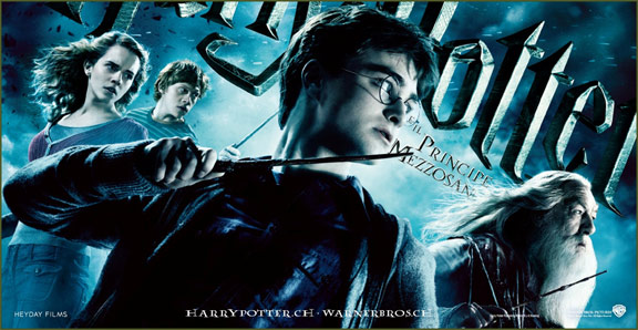 Harry Potter and the Half-Blood Prince Poster #26