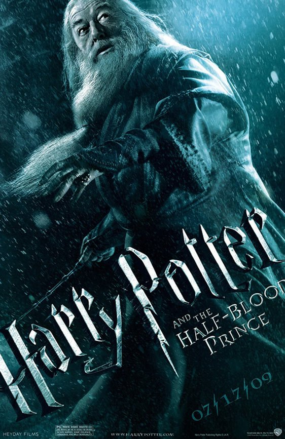 Harry Potter and the Half-Blood Prince Poster #4