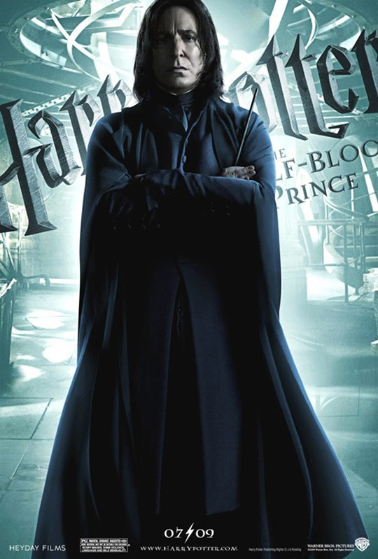 Harry Potter and the Half-Blood Prince Poster #6