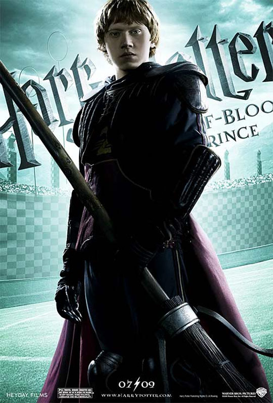 Harry Potter and the Half-Blood Prince Poster #8