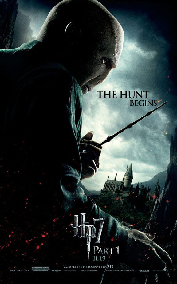 Harry Potter and the Deathly Hallows: Part I Poster #13