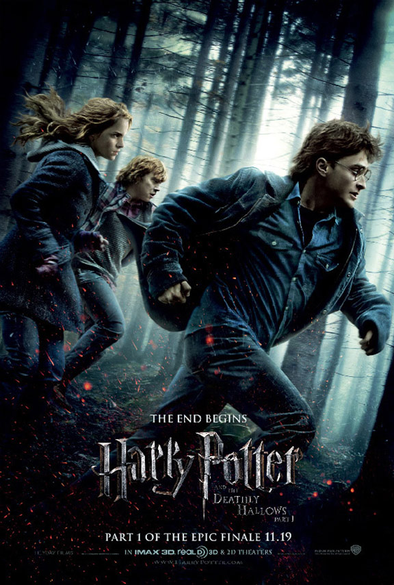 Harry Potter and the Deathly Hallows: Part I Poster #5