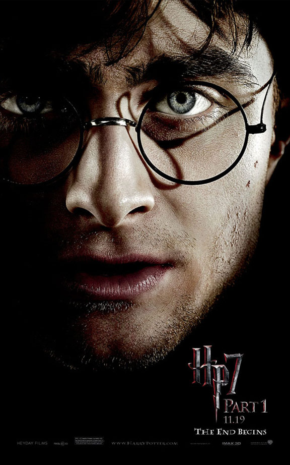 Harry Potter and the Deathly Hallows: Part I Poster #8