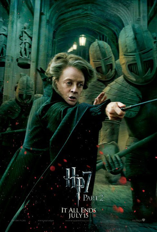 Harry Potter and the Deathly Hallows Part II Poster #11