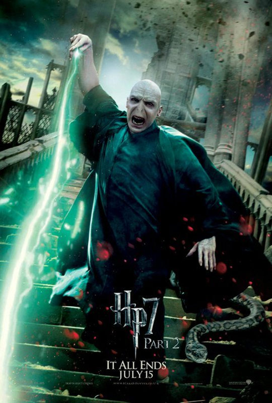 Harry Potter and the Deathly Hallows Part II Poster #17