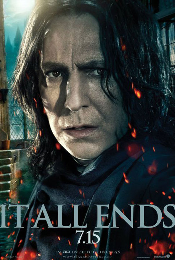 Harry Potter and the Deathly Hallows Part II Poster #20