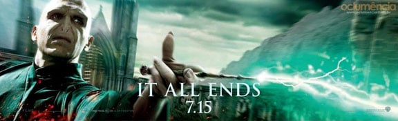 Harry Potter and the Deathly Hallows Part II Poster #23