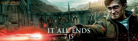 Harry Potter and the Deathly Hallows Part II Poster #24