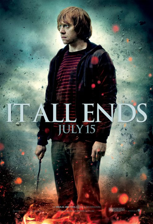 Harry Potter and the Deathly Hallows Part II Poster #28