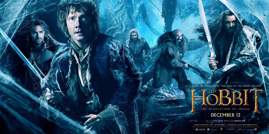 The Hobbit: The Desolation of Smaug Poster #2