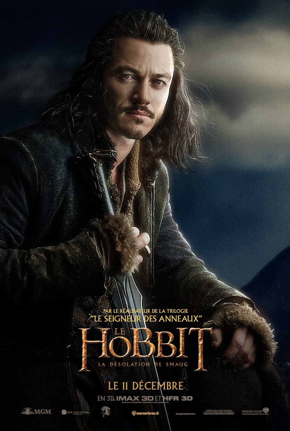 The Hobbit: The Desolation of Smaug Poster #20