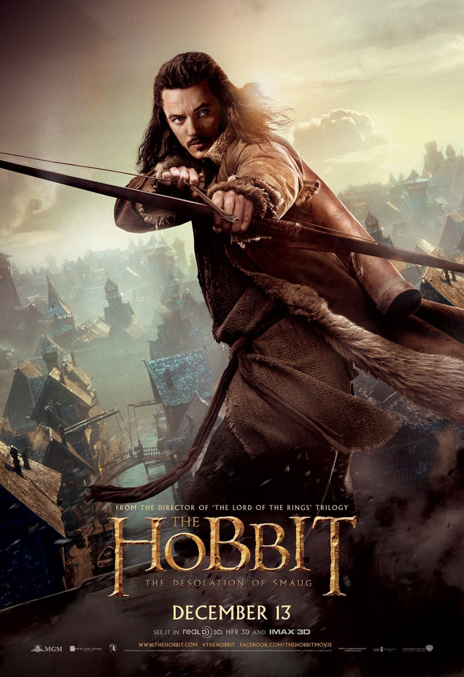 The Hobbit: The Desolation of Smaug Poster #25