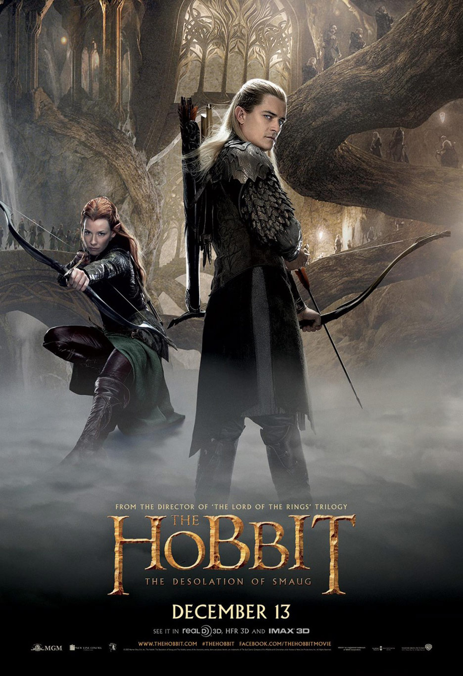 The Hobbit: The Desolation of Smaug Poster #26