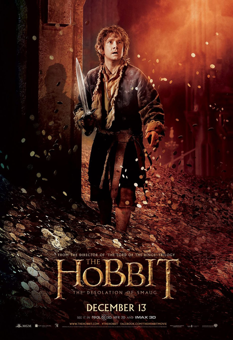The Hobbit: The Desolation of Smaug Poster #29
