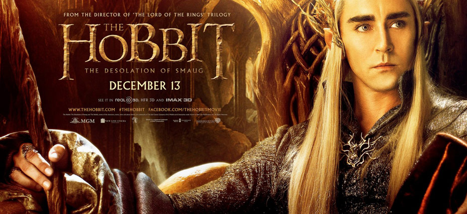 The Hobbit: The Desolation of Smaug Poster #3