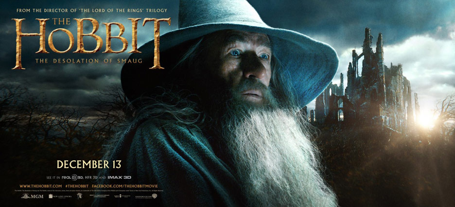 The Hobbit: The Desolation of Smaug Poster #5