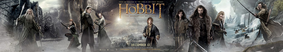 The Hobbit: The Desolation of Smaug Poster #7