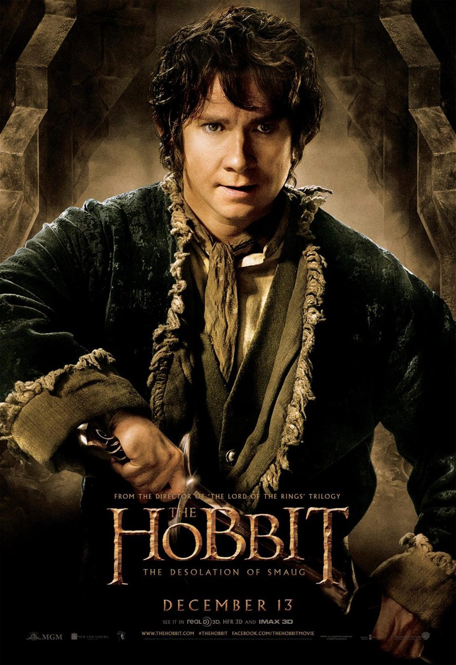 The Hobbit: The Desolation of Smaug Poster #8