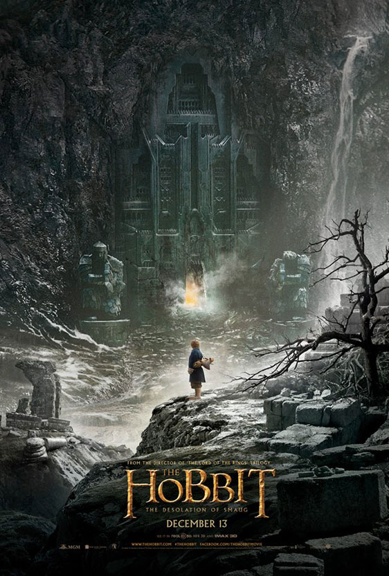 The Hobbit: The Desolation of Smaug Poster #1