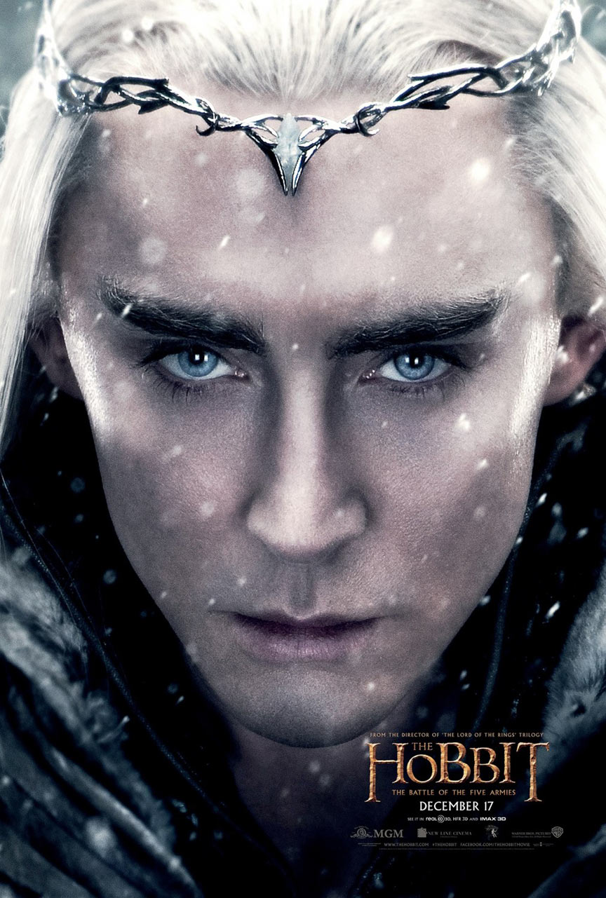 The Hobbit: The Battle of the Five Armies Poster #11