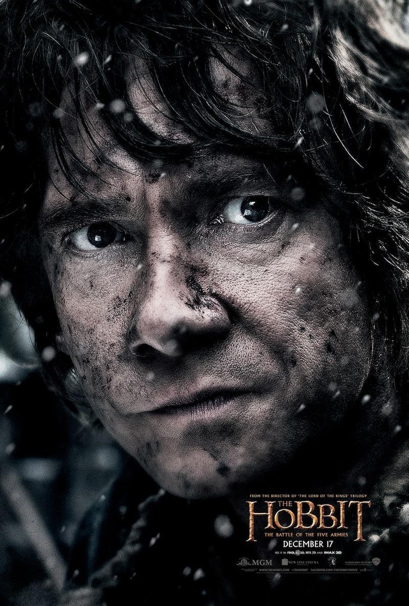 The Hobbit: The Battle of the Five Armies Poster #12