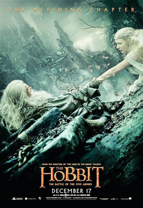 The Hobbit: The Battle of the Five Armies Poster #14