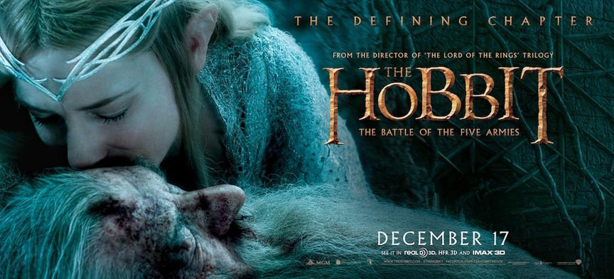 The Hobbit: The Battle of the Five Armies Poster #15