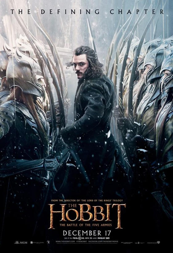 The Hobbit: The Battle of the Five Armies Poster #18