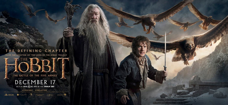 The Hobbit: The Battle of the Five Armies Poster #24