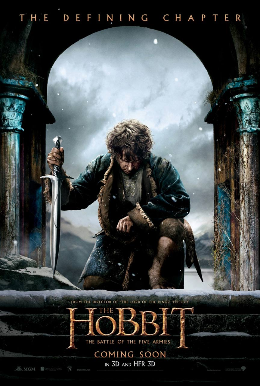 The Hobbit: The Battle of the Five Armies Poster #3