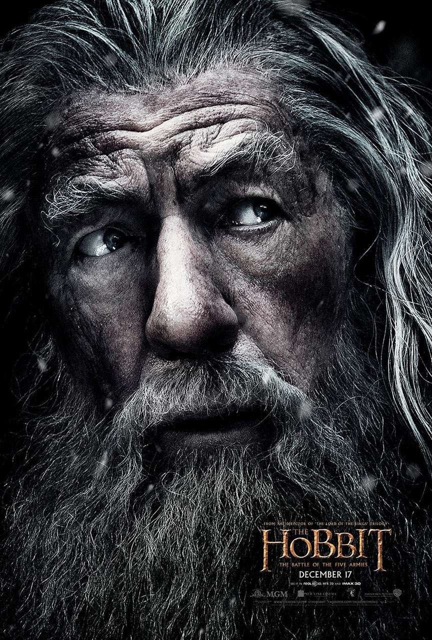 The Hobbit: The Battle of the Five Armies Poster #5