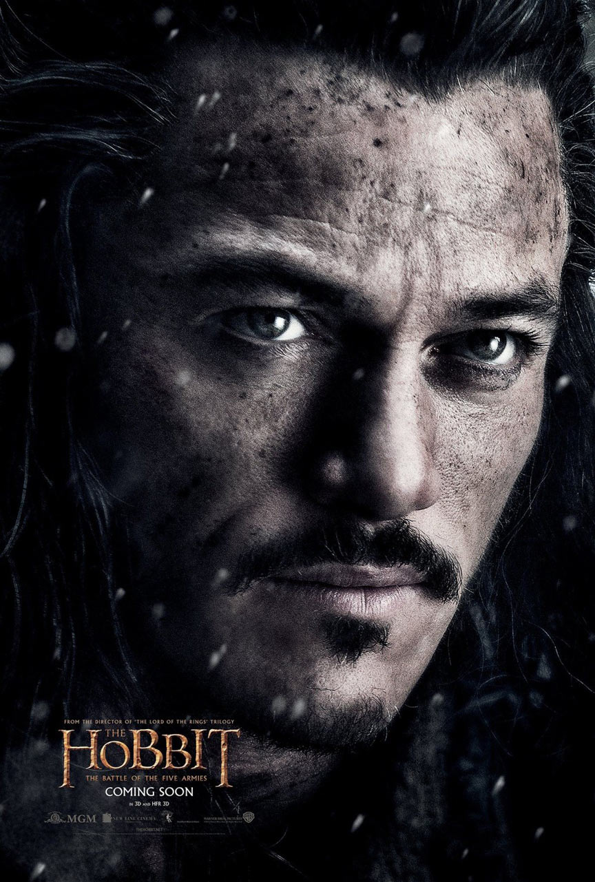 The Hobbit: The Battle of the Five Armies Poster #8