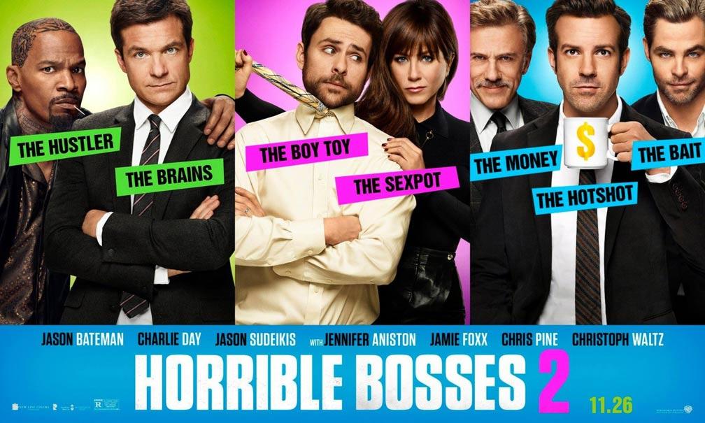 Horrible Bosses 2 Poster #3
