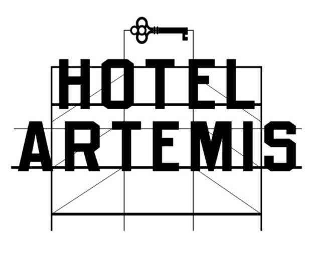Hotel Artemis Poster #1