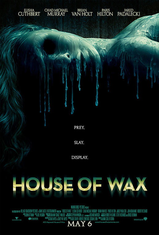House of Wax Poster #1