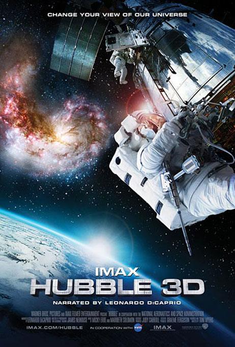 Hubble 3D Poster #1