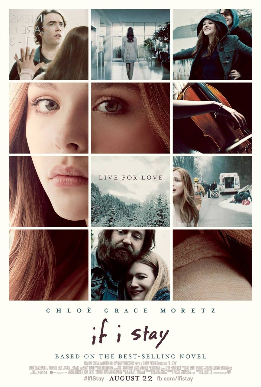 If I Stay Poster #1