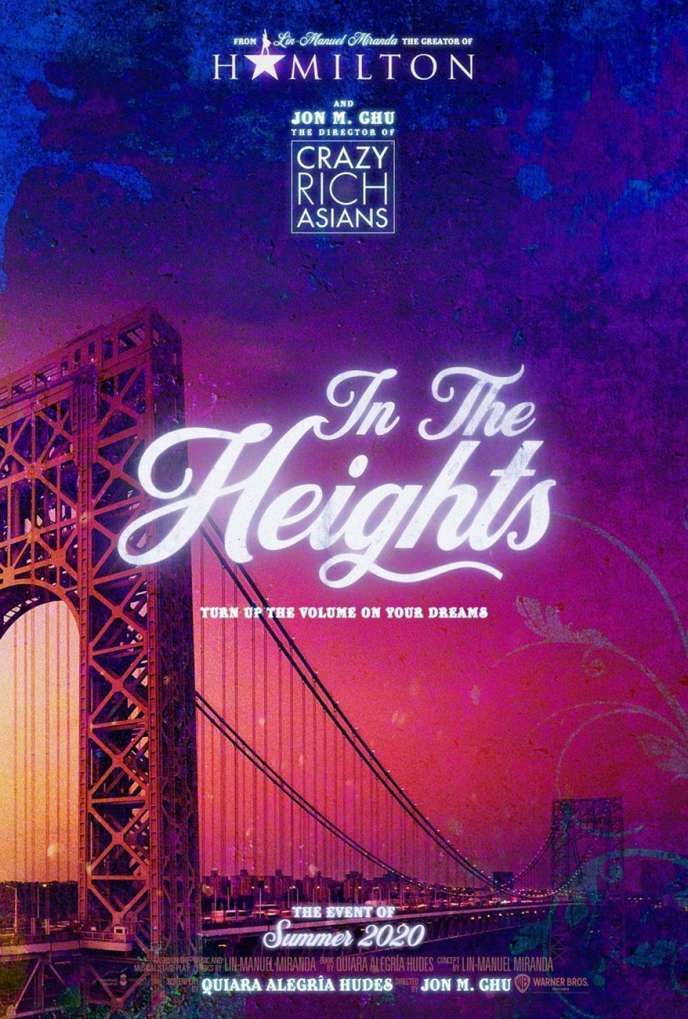 In the Heights Poster #1