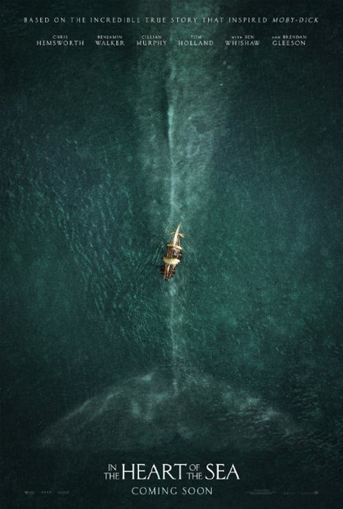 In the Heart of the Sea Poster #1