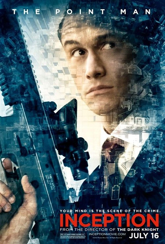Inception Poster #10