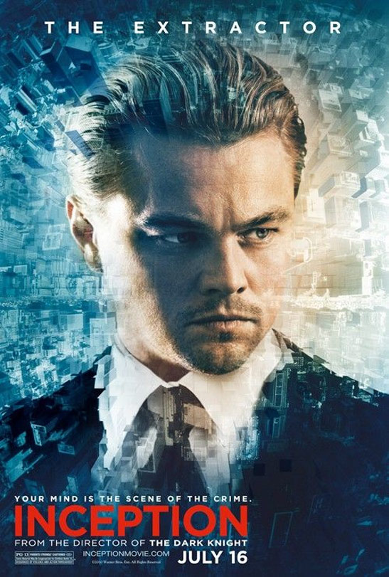 Inception Poster #11