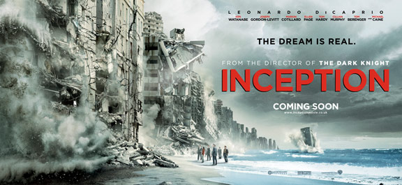 Inception Poster #12