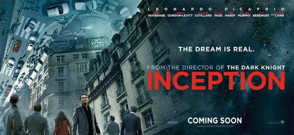 Inception Poster #13