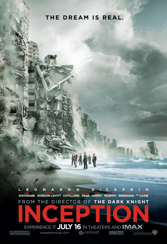 Inception Poster #18