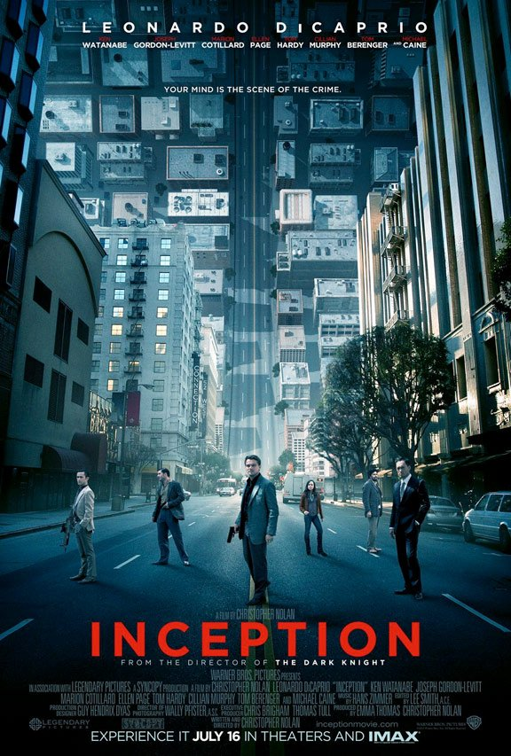 Inception Poster #3