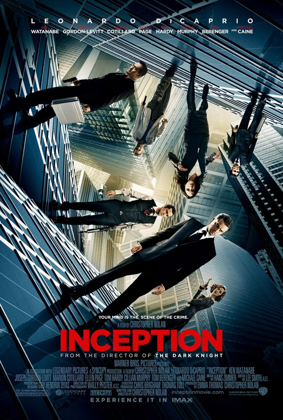 Inception Poster #4