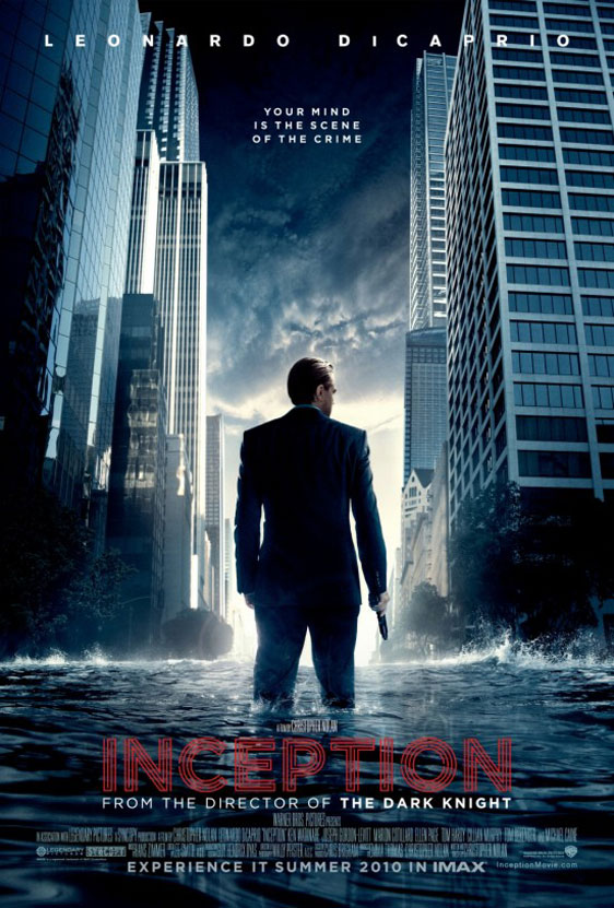 Inception Poster #1